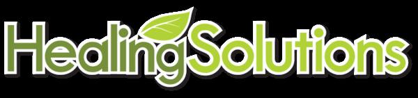 HEALING SOLUTIONS Brand Logo